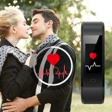 pulsera actividad inteligente fitness reloj p odómetro fitness podómetro monitor de actividad
