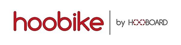 Hoobike Bicicleta Eléctrica Plegable