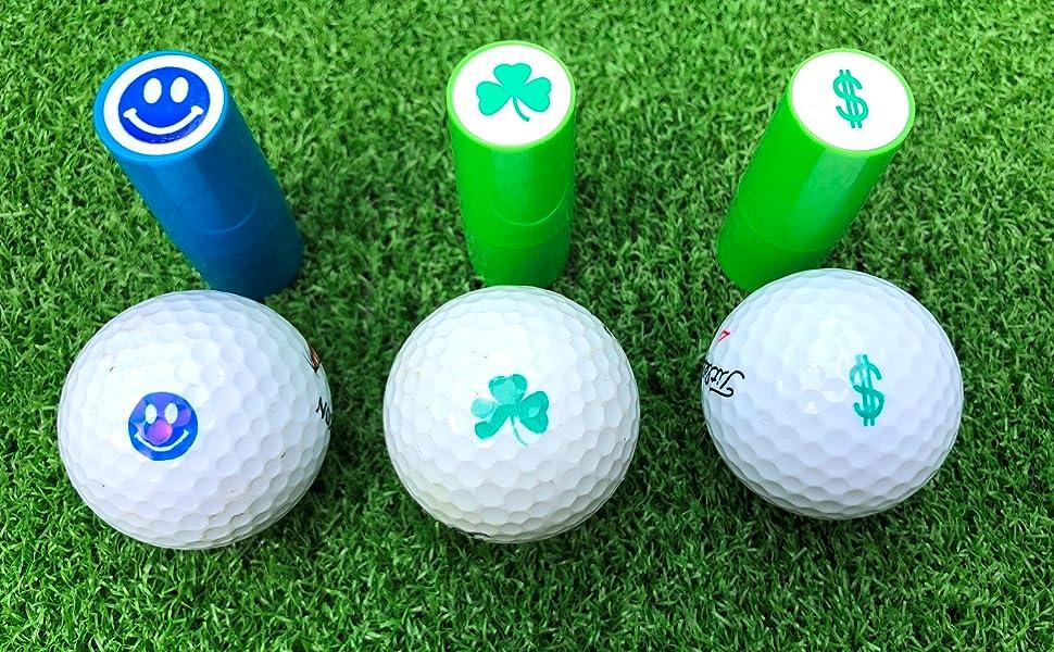 LL-Golf ® Timbre por Pelota de Golf/Marcador para Bolas/Golfball ...