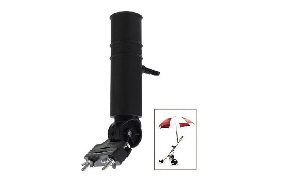 LL-Golf® Carrito de golf universal Soporte para paraguas ...