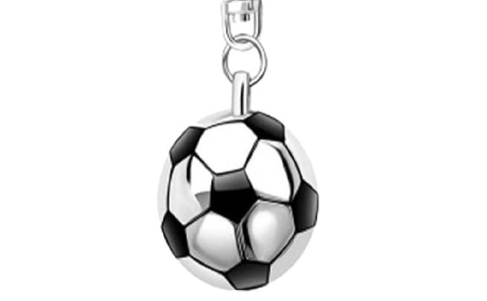 Sportigo® Fútbol Llavero con pelota / deportes regalo ...