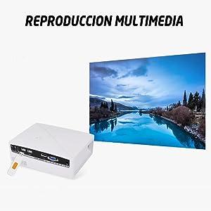 Reproducción multimedia con soporte MKV con pista de audio AC3