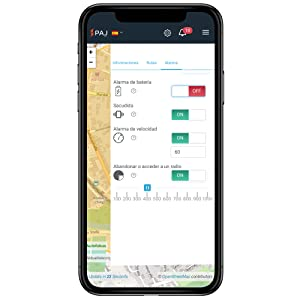 paj gps allround finder alarm