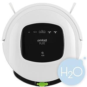 Gracias a la tecnología «H2O», el AMIBOT Pure presenta :