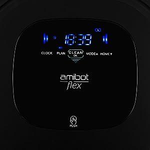 Amibot Flex H2O - Robot aspirador y limpiador, 200 m2 en 2h ...
