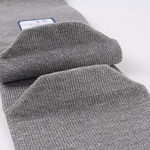 PUTUO Calcetines con Cinco Dedos Hombres Calcetines de Deportes de ...