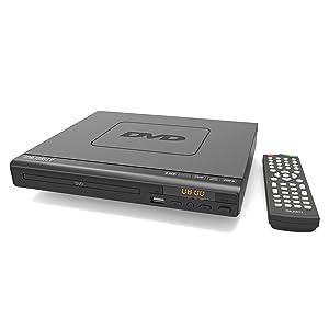 MAYORIA Scholars Reproductor de DVD Compacto, Entrada HDMI y Cable ...