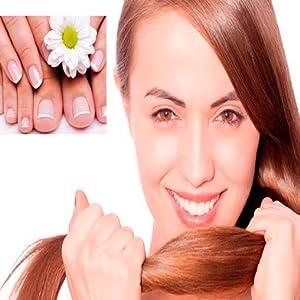 El colágeno para el pelo y las uñas