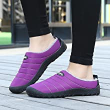 zapatillas calentitas