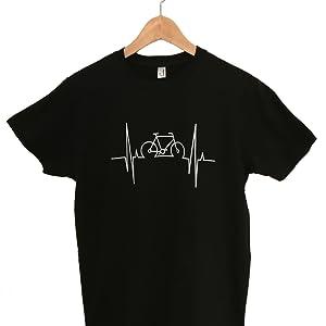Pampling Camiseta Electrobike - Bicicleta - 100% Algodón ...