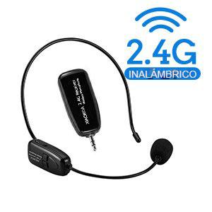Compatible con la tecnología sin hilos de application.2.4G: Radiación baja; Baja interferencia; Estable y claro. Alta sensibilidad, sin limitación de ...
