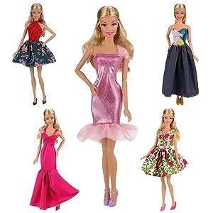 Perfeccione para la muñeca del barbie y otras muñecas de 11.5 pulgadas / 30cm.