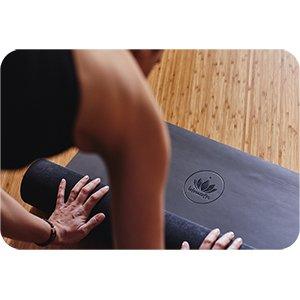 Lotuscrafts Esterilla Yoga Antideslizante Caucho Natural Pure - Extremadamente Antideslizante - Colchoneta Yoga Antideslizante Ecologica - Esterilla ...