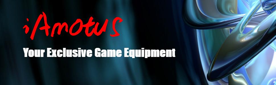 iAmotus Teclado Gaming para Una Sola Mano Ergonomica ...