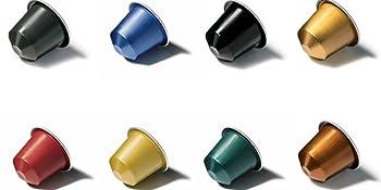 El tamaño de las cápsulas de café: 1.35 oz / 40ml
