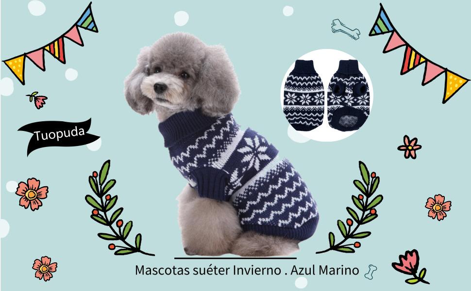Mascotas suéter
