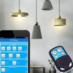 Haga Que Los Controles Remotos de RF de 433MHz Sean Controlables Por La Aplicación