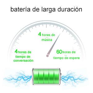 Batería de Larga Duración