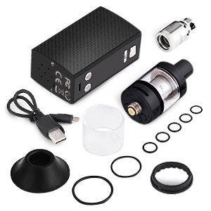 Nuestro kit Kebor Motor TC contiene: