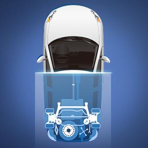ANCEL EU510 Lector de Códigos OBDII Herramienta de Error de Motor Diagnóstico Escáner Automático OBD2 Coche predeterminado con prueba de batería para ...