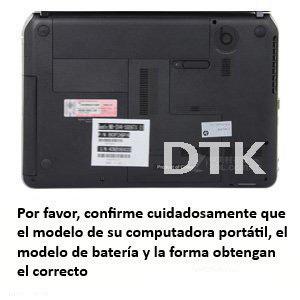 DTK® 484170-001 HSTNN-LB72 HSTNN-IB72 EV06 HSTNN-CB72 HSTNN-DB73 ...