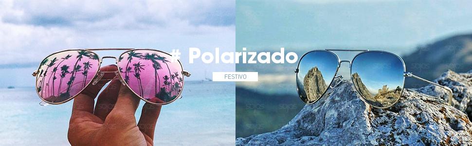 polarizado. Leer más