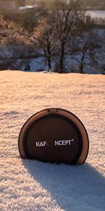 K&F Concept Trípode Cámara Reflex TM2515T con 360° y 180° Columna ...