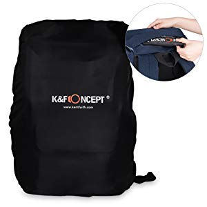 K&F Concept Mochila para Cámara Reflex Antirrobo y Impermeable con ...