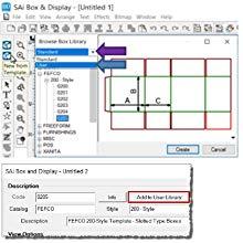 Flexi Box & Display 6 meses de suscripción, software de ...