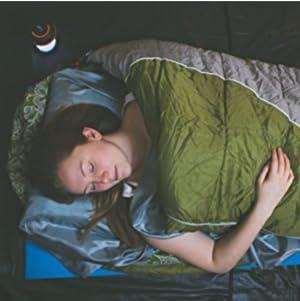 Lavar tu saco de dormir puede ser una molestia, pero el sudor y las bacterias hacen que huela mal tras algunos usos. Entonces, ¿cuáles son tus opciones?