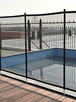 Descripción: Esta valla de piscina ...