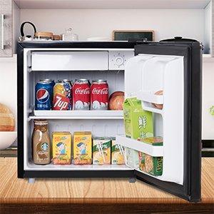 COSTWAY 48 litros Capacidad Refrigerador Mini Nevera Frigorífico ...