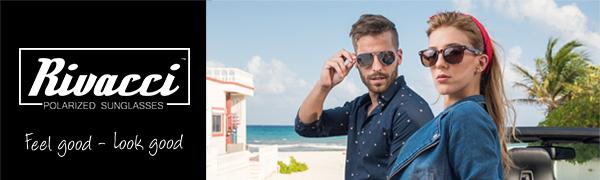 Las gafas de sol Rivacci polarizadas proporcionan una visión nítida y sin reflejos convirtiéndolas en el accesorio perfecto para conducir o realizar ...