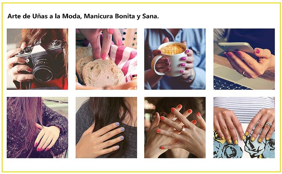 lampara led uñas,secador de uñas,manicura permanente,manicura francesa,top coat
