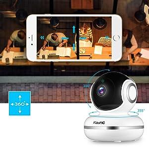 Así usted puede hacer la vigilancia con nuestra cámara