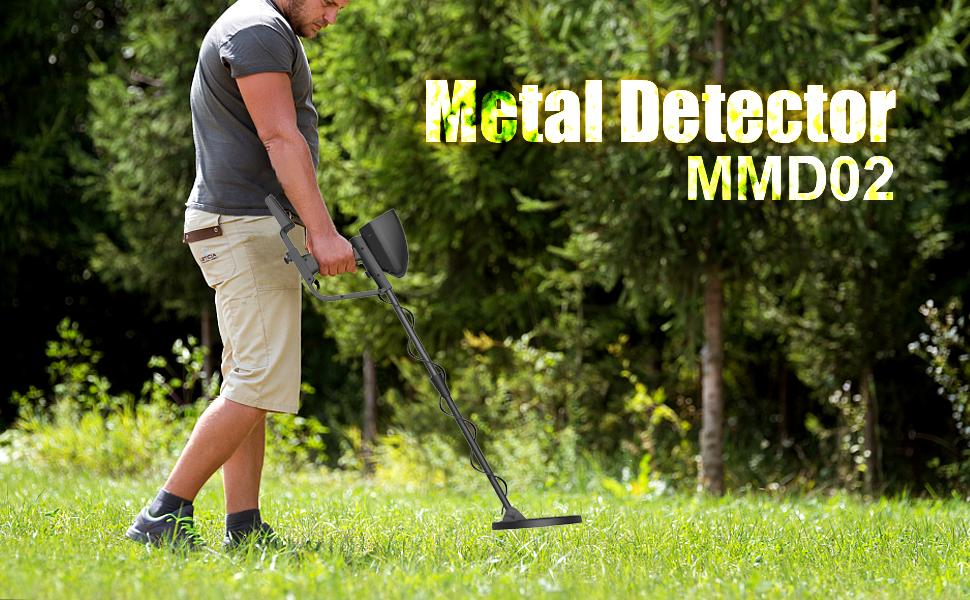 DETECTOR DE METALES MMD02