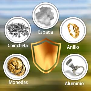 Detección de diversos metales
