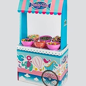Candybar, mesita dulce, carrito golosinas