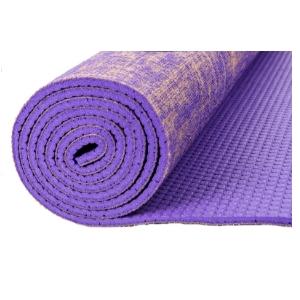 Sternitz Esterilla de Yoga ó Pilates Acolchada - Ecológica - Transportable