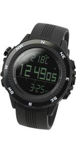 Reloj Altímetro Barómetro Brújula Pronóstico del Tiempo Deportes Sensor Alemán ...