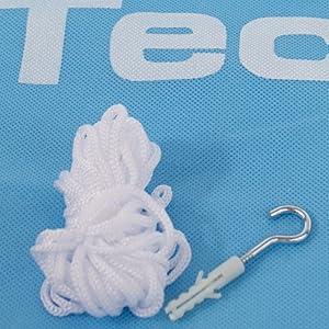 ... de tratar el mosquitero con un insecticida químico, por lo que no es adecuado como único sistema de protección contra los mosquitos en los trópicos.