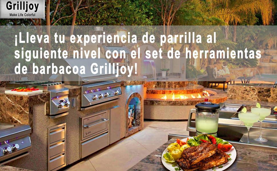 accesorios para barbacoa accesorios barbacoa kit barbacoa kit bbq kit de cocina para barbacoas
