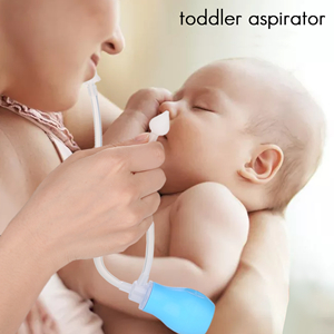 WADEO Aspirador Nasal para bebé, Limpiador Nasal Limpiador de moco ...