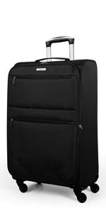6f7939c982f ... Maleta de viaje trolley marca Itaca equipaje de mano medida 60 cm poliester  EVA ultra ligero ...