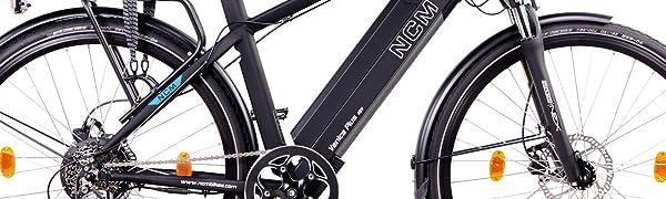 Estilo, comodidad, practicidad, una bicicleta eléctrica para todo