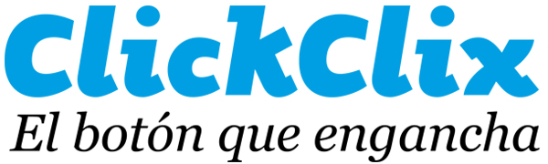 ClickClix es un botón que no se cose, un sistema patentado en 2005 con el que resulta muy sencillo unir tejidos de diferentes grosores.