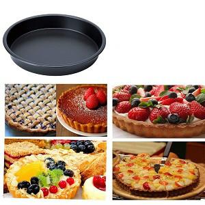 Accesorios para la freidora de aire, kits universales de accesorios, con la forma por el pastel/cacerola por la pizza/apoyo metálico/asador de espetón/forma para el pan/tapete de silicona: Amazon.es: Hogar