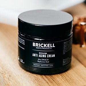 Brickell Men's Products - Crema Antiedad para Hombre
