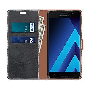 MOBESV Funda para Samsung Galaxy A5 2017, Funda Libro Samsung A5 ...