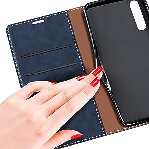 MOBESV Funda para Xiaomi Mi 9 Se, Funda Libro Xiaomi Mi 9 Se ...
